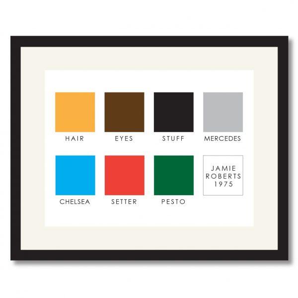 Colours Print