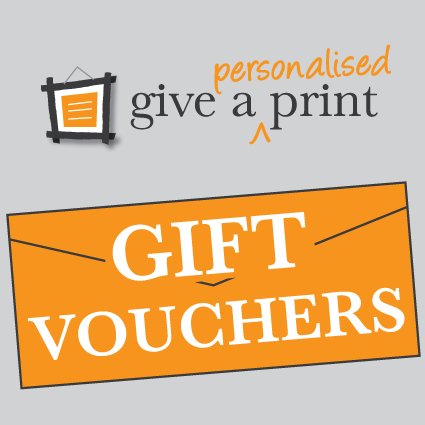 Give A Print - Gift Voucher